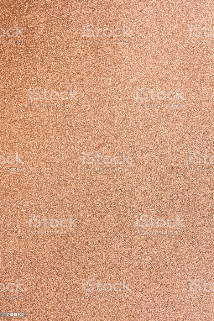 bronze glitter stock photo