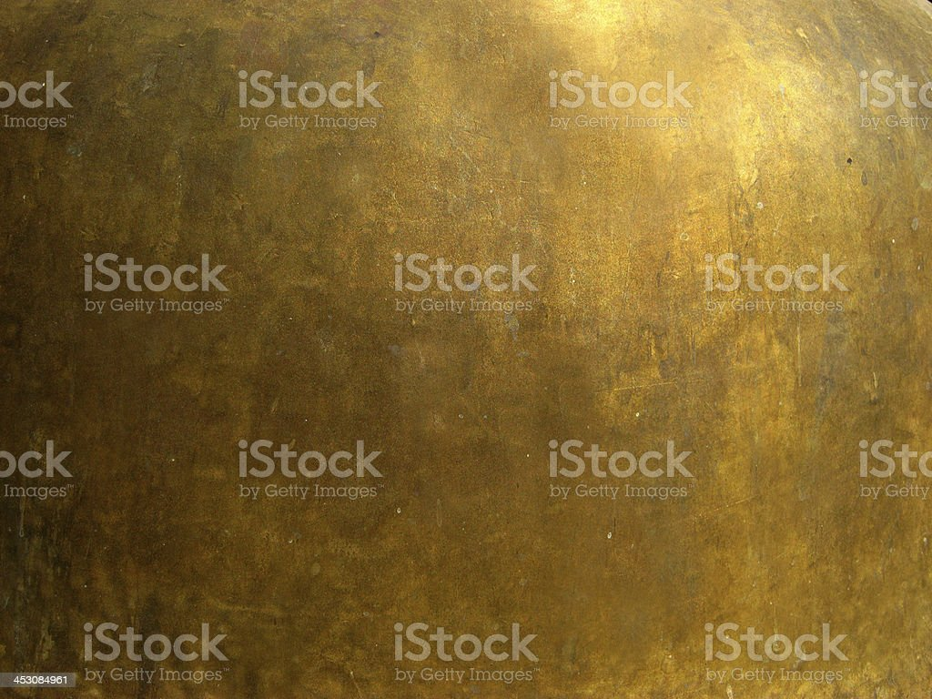 Bronze metal texture background stock photo