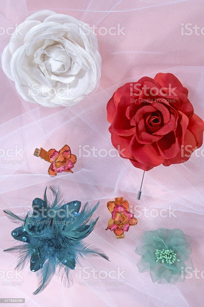 Brooch royalty-free stock photo