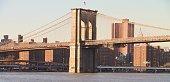 Brooklyn Bridge over The East River
