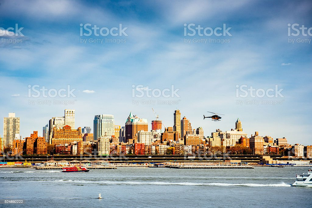 Brooklyn Heights Skyline stock photo