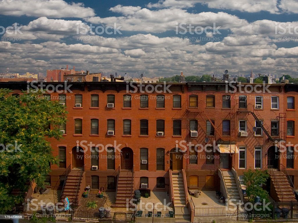 Brooklyn, New York royalty-free stock photo