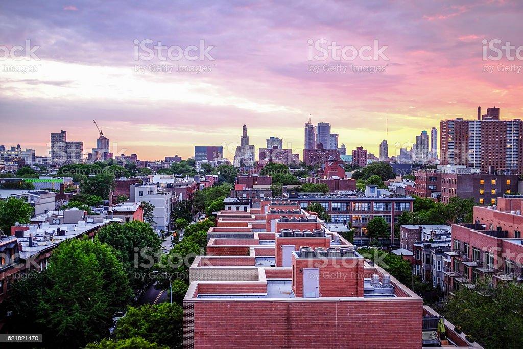 Brooklyn - New York stock photo