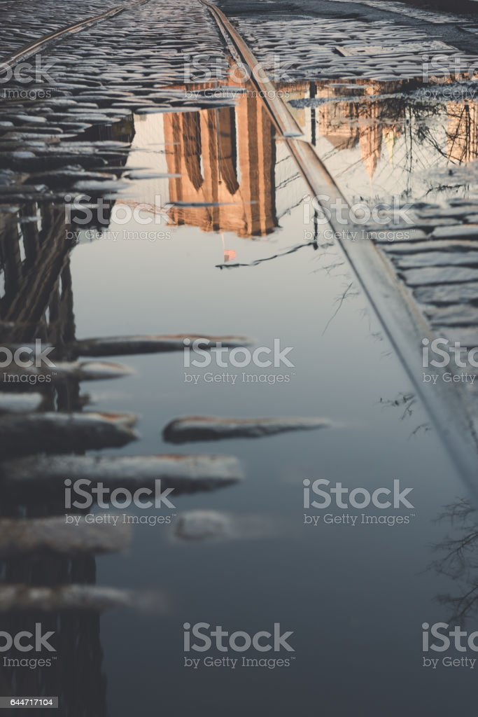 Brooklyn stock photo