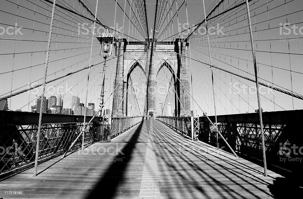 Brooklyn Web royalty-free stock photo