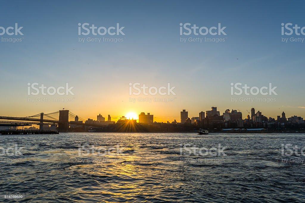 brooklynGleeming stock photo