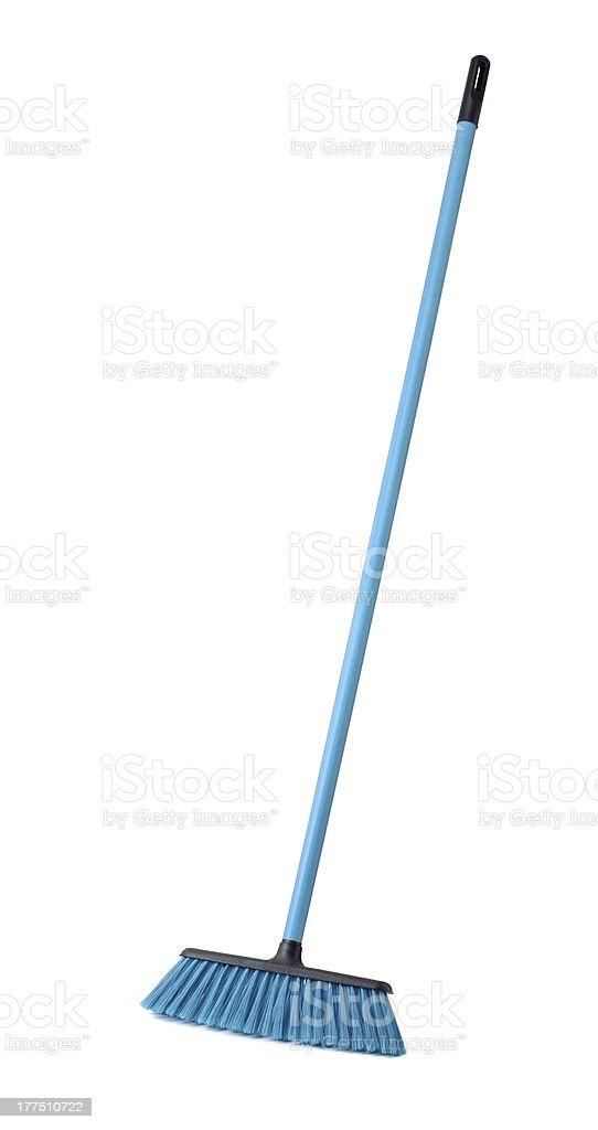 broom stock photo