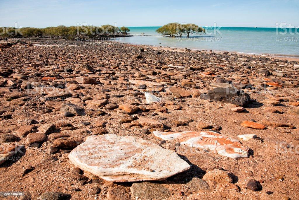 Broome Western Australia stock photo