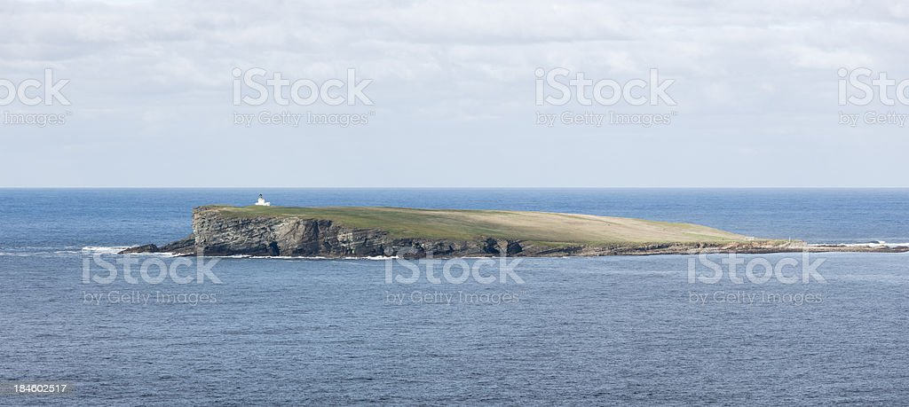Brough of Birsay, Orkney stock photo