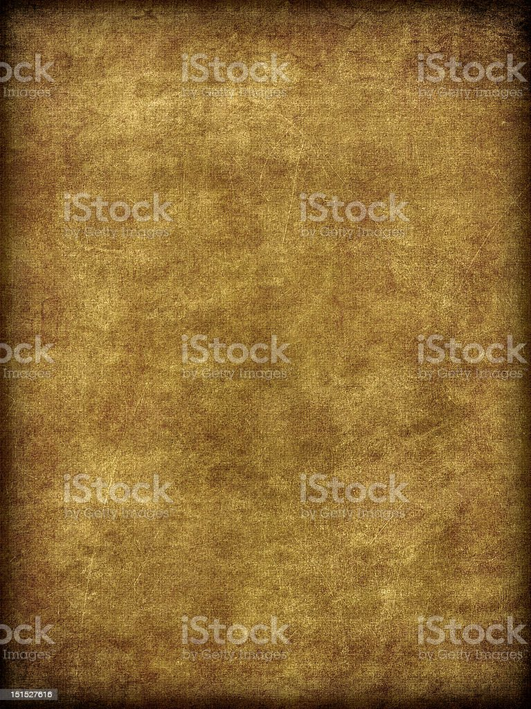 Brown Aged and Worn Burlap Like Texture royalty-free stock photo