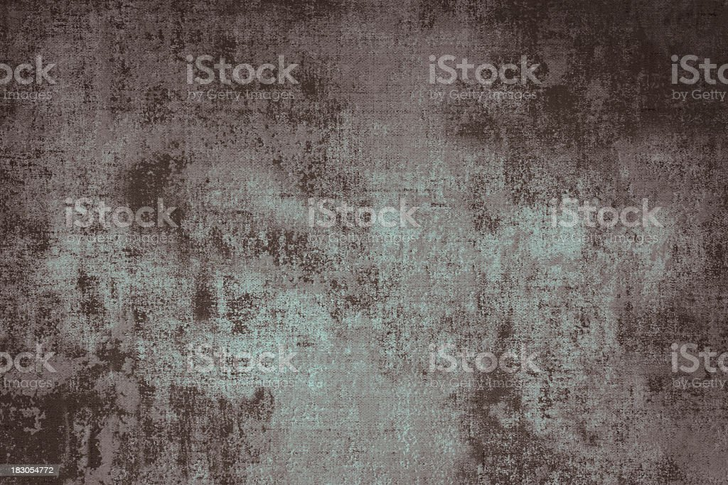 Brown & Blue Grunge Pattern royalty-free stock photo