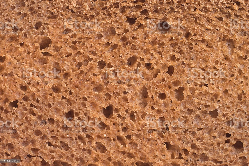 Brown bread, background texture stock photo