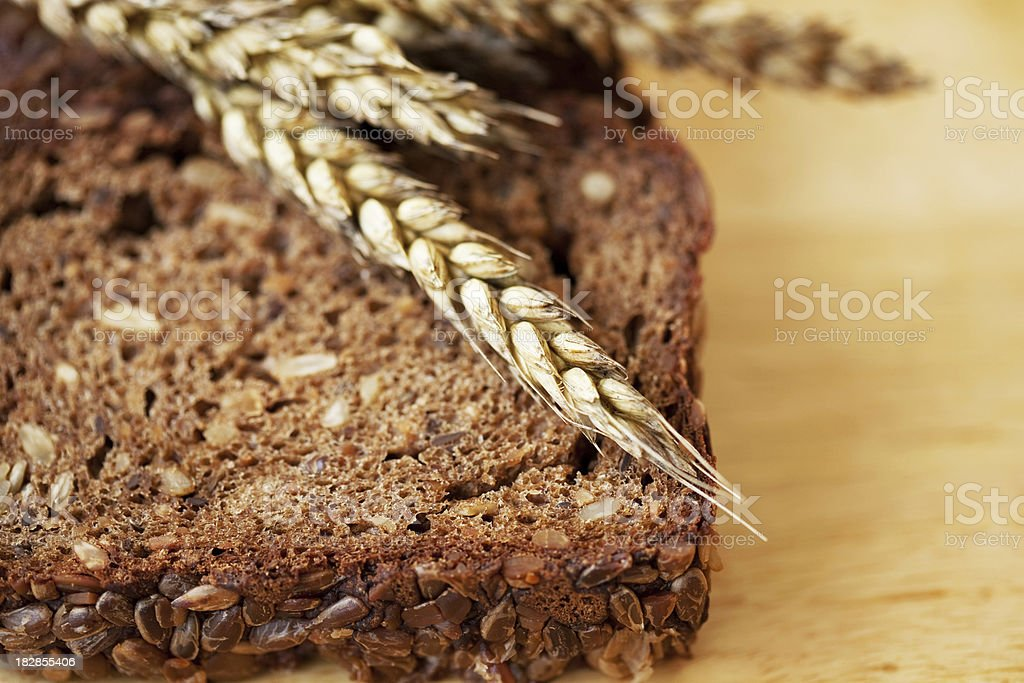 Brown Bread royalty-free stock photo