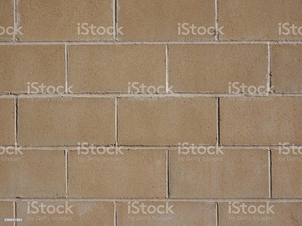 Marron brique mur photo libre de droits