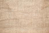 Brown Burlap Texture Background