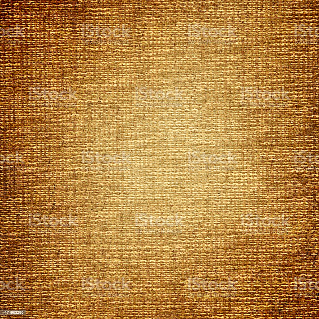 Brown canvas background royalty-free stock photo