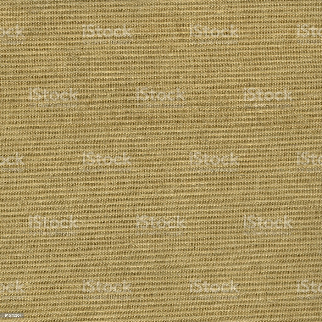 Brown canvas texture background royalty-free stock photo