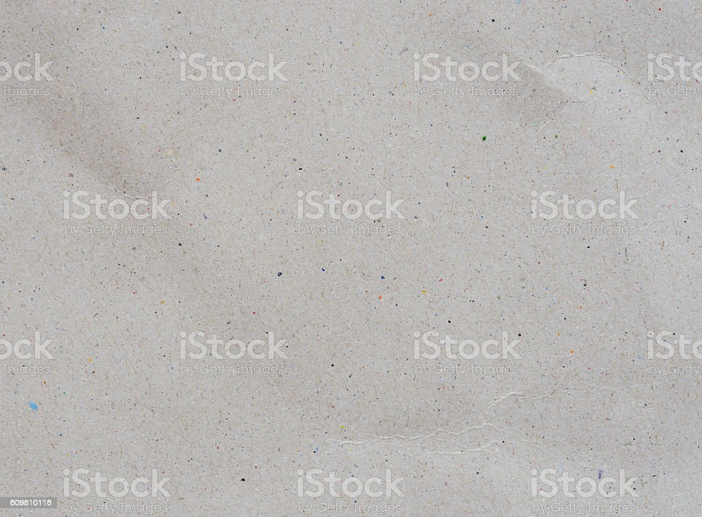 Brown cardboard paper texture background stock photo