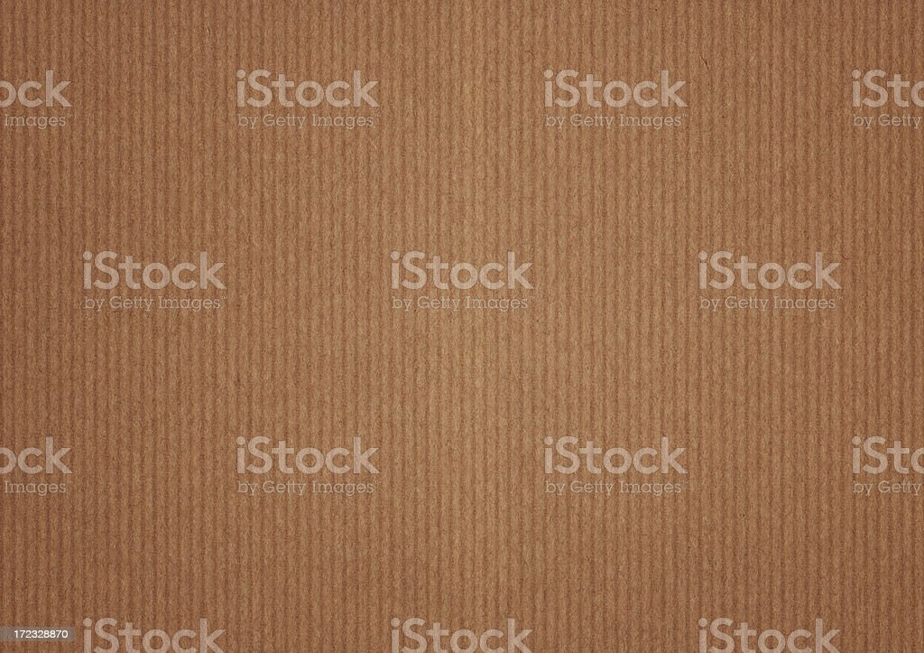 brown cardboard texture royalty-free stock photo