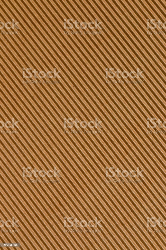 Brown Cardboard Texture stock photo