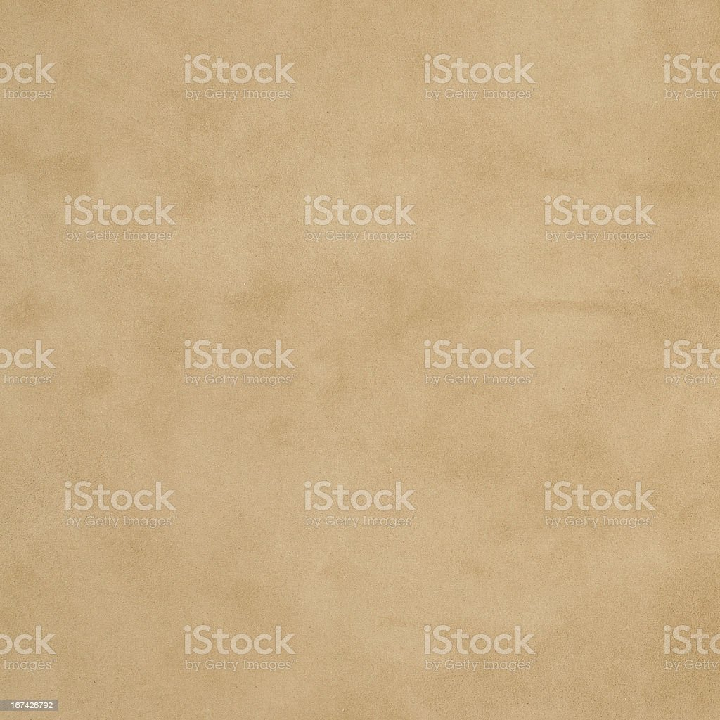 Brown chamois texture royalty-free stock photo