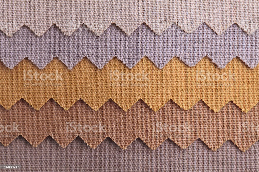 Brown Color Range royalty-free stock photo