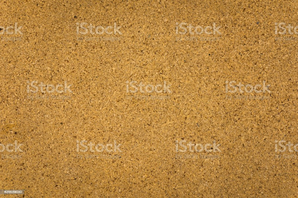 Brown cork board background and textured stock photo