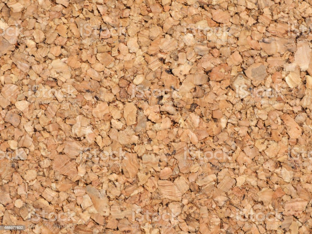brown cork texture background stock photo