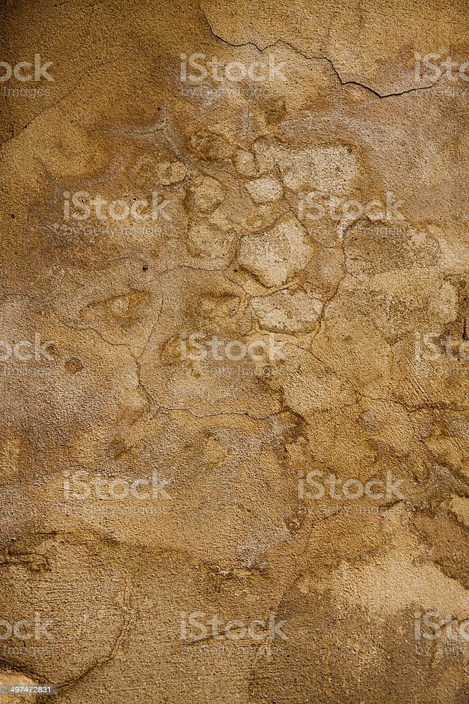 brown cracked background royalty-free stock photo