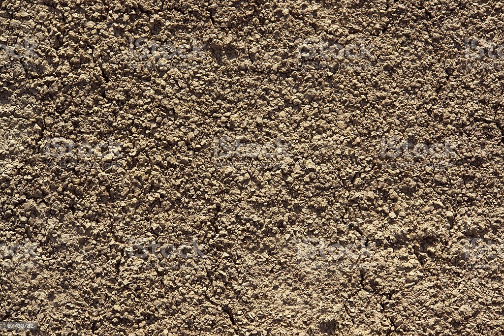 brown dry earth abstract stock photo