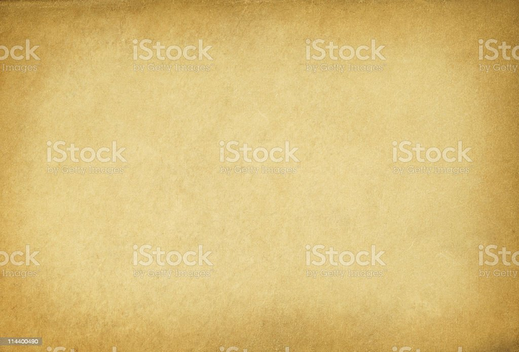 Brown envelope paper royalty-free stock photo