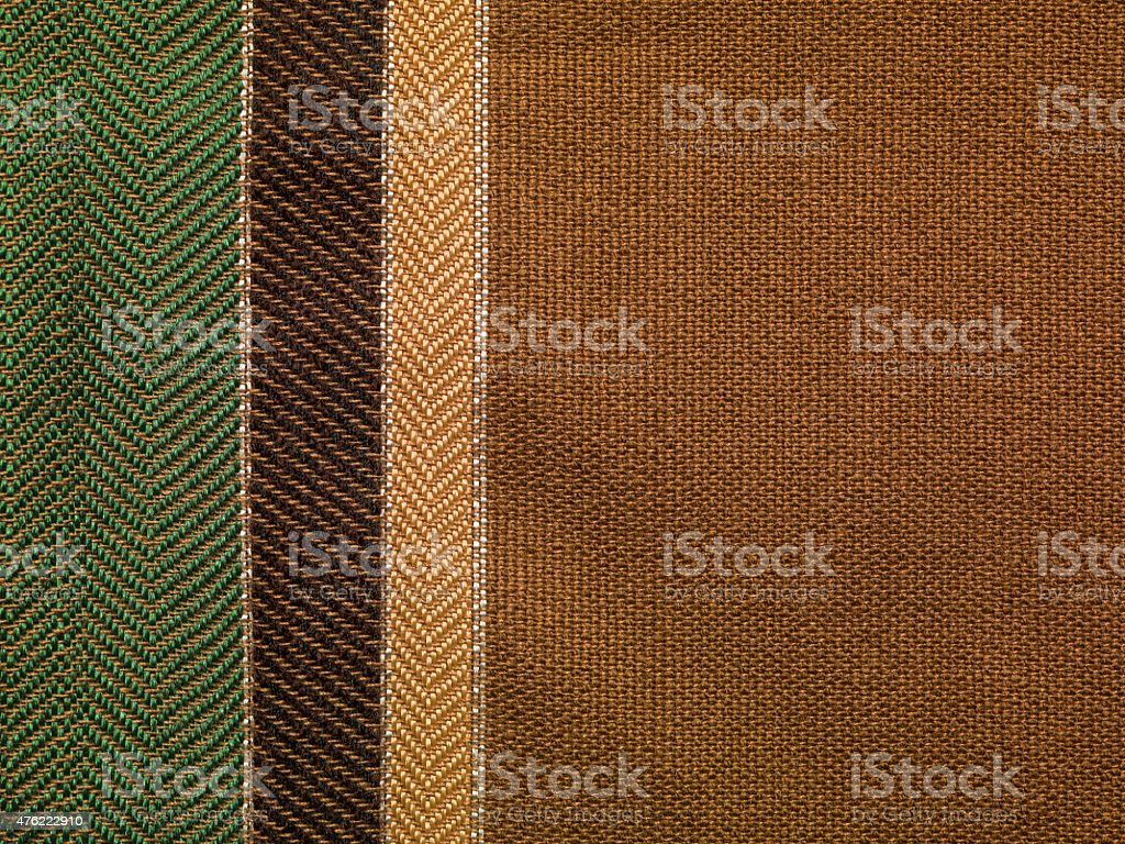 brown fabric background stock photo