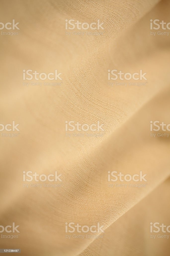 brown fabric royalty-free stock photo