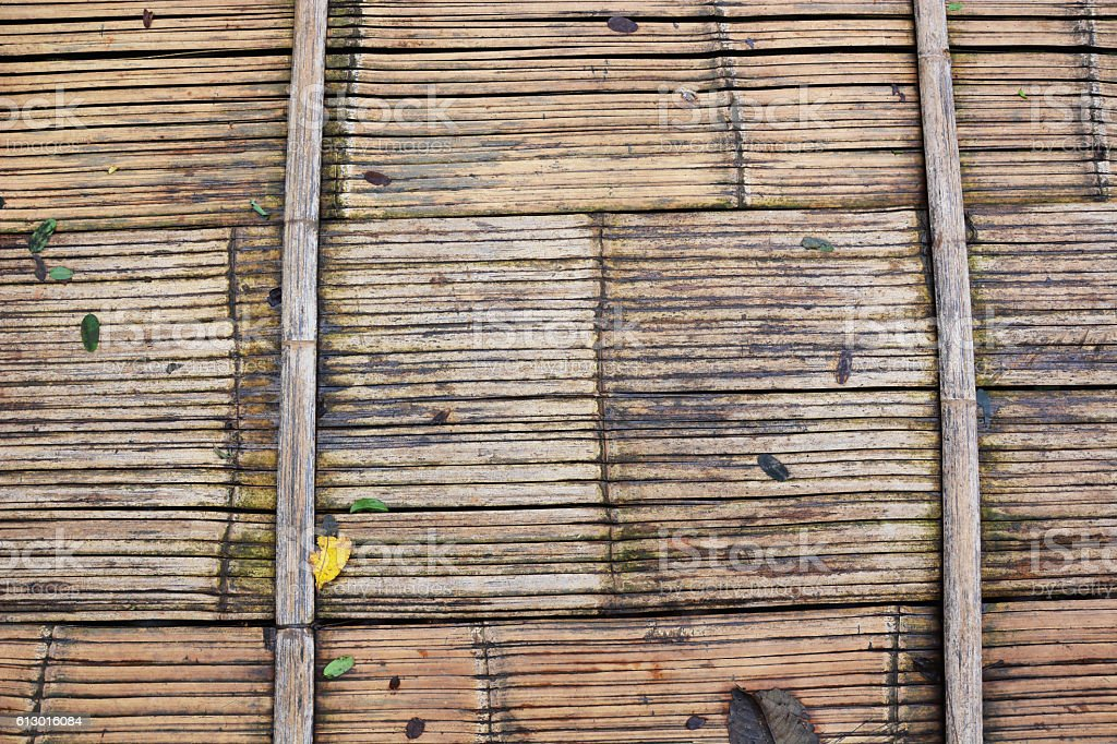 brown floor bamboo texture royalty-free stock photo