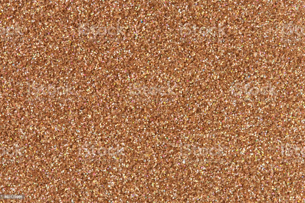 Brown glitter texture christmas abstract background stock photo