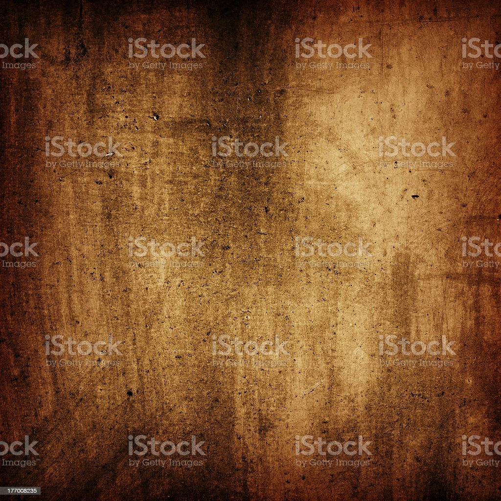 Brown grunge wall texture background stock photo