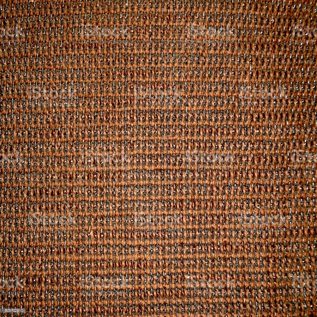 brown gunny sack texture background stock photo