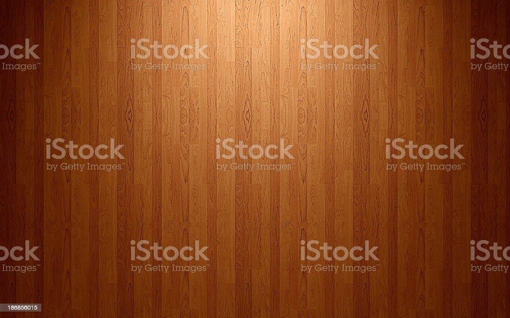 Brown laminated flooring royalty-free stock photo