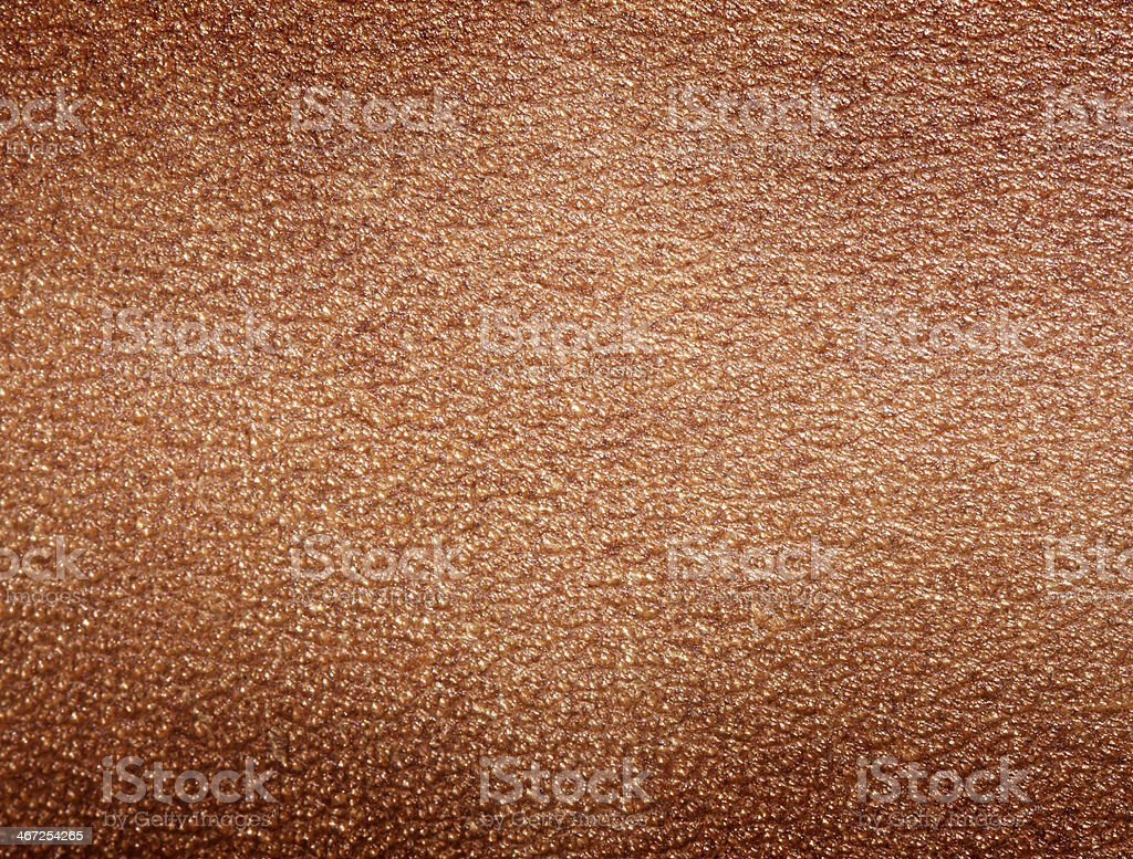 Brown leathe stock photo
