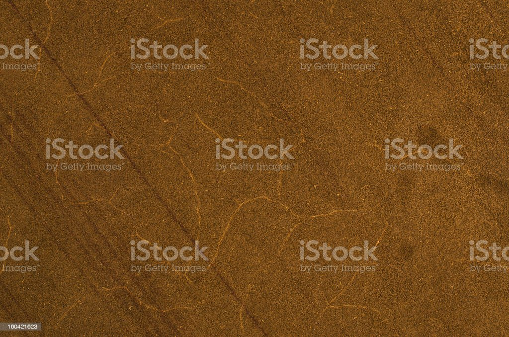 Brown leather texture closeup royalty-free stock photo
