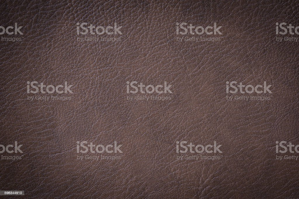 brown luxury leather texture closeup can be used as background stock photo