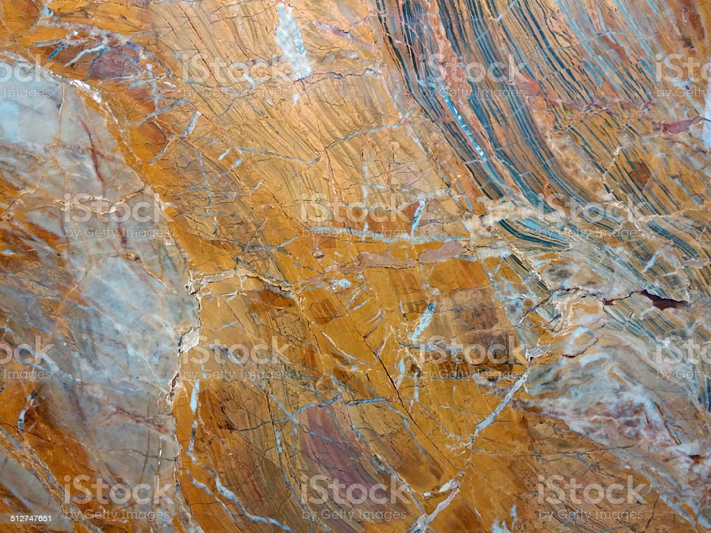 Brown marble texture. stock photo