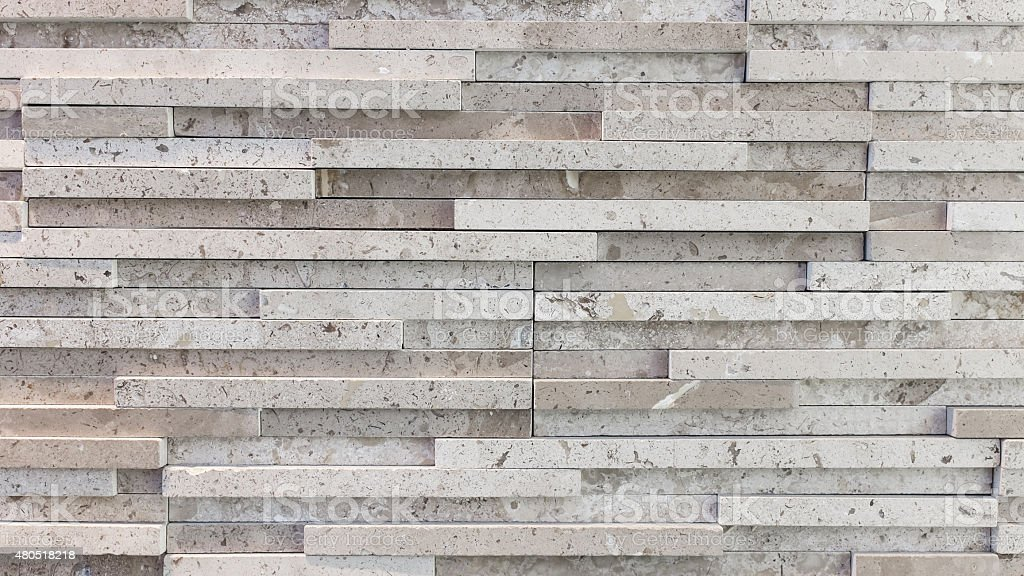 Brown marble wall texture and background. stock photo