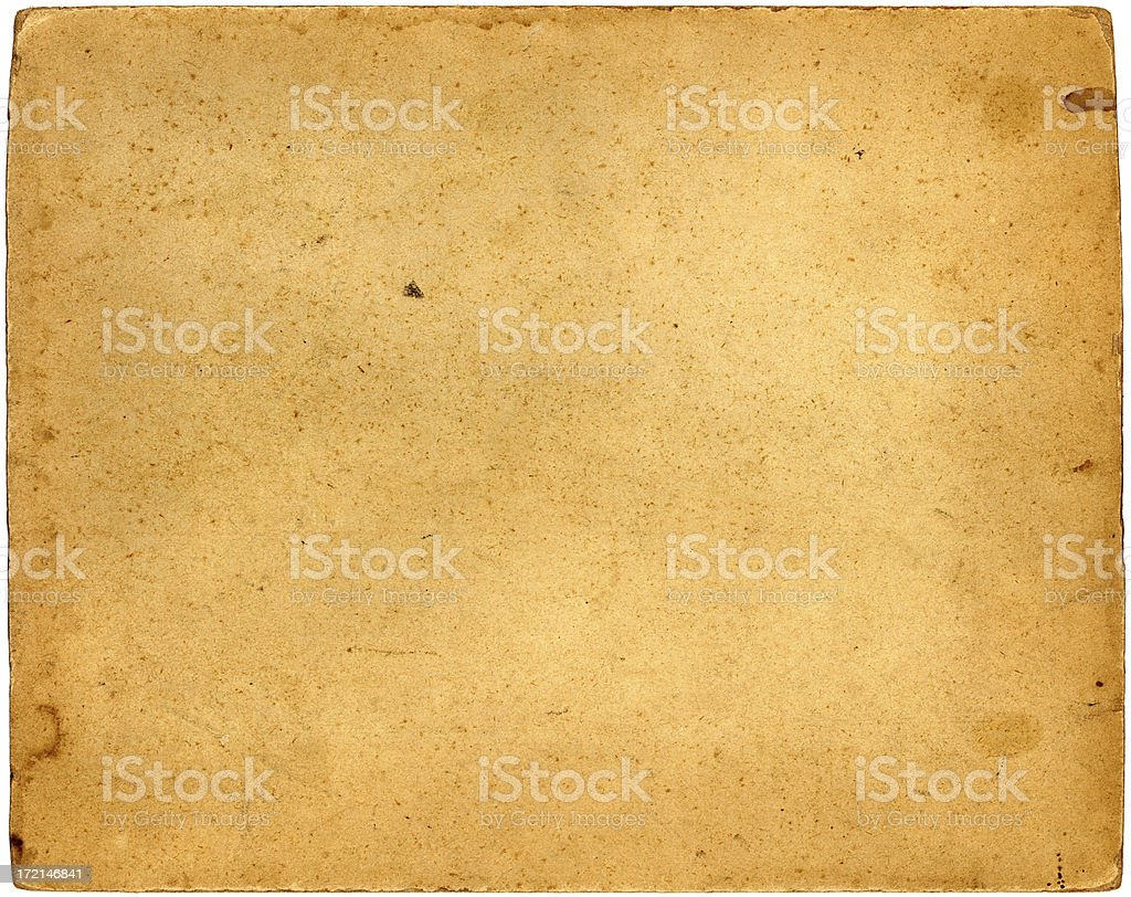 brown old card royalty-free stock photo