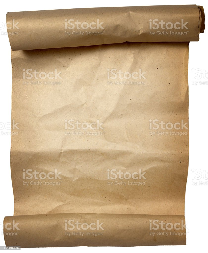 brown old paper background stock photo