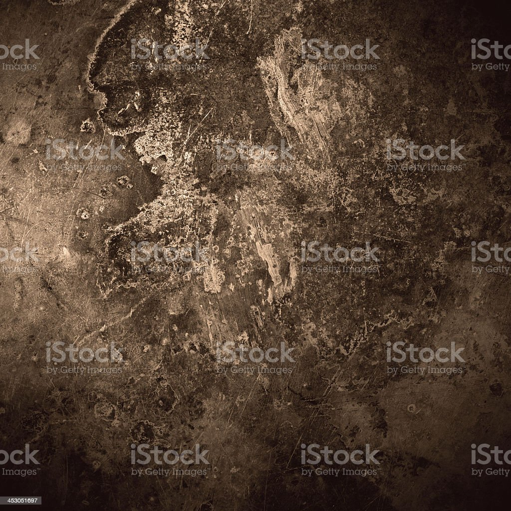 brown old rust metal plate background royalty-free stock photo