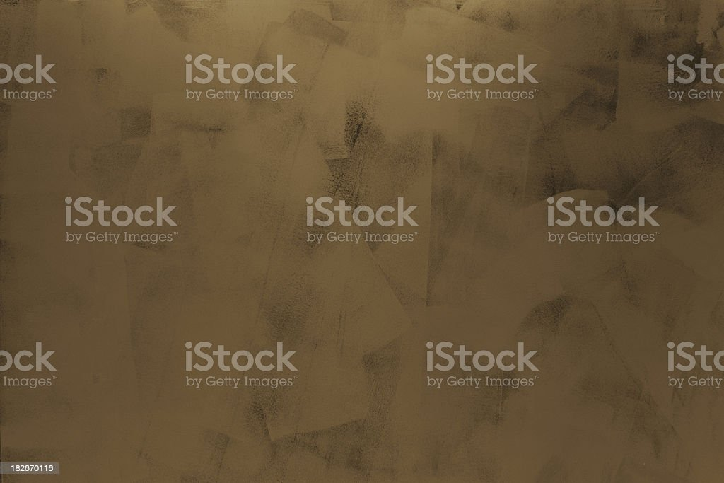 Brown Painted Background royalty-free stock photo