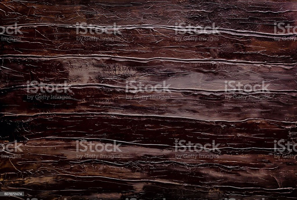 Brown painting background stock photo