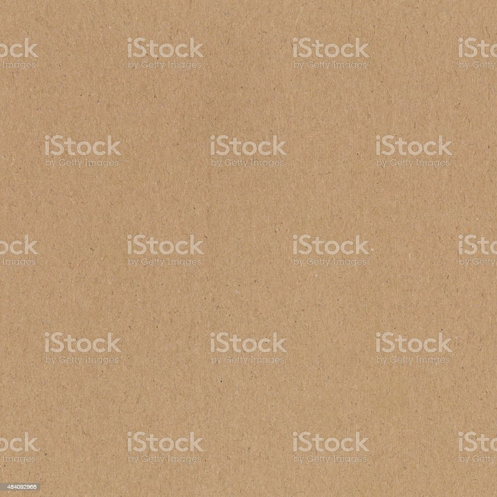 Brown paper background (High Resolution) stock photo