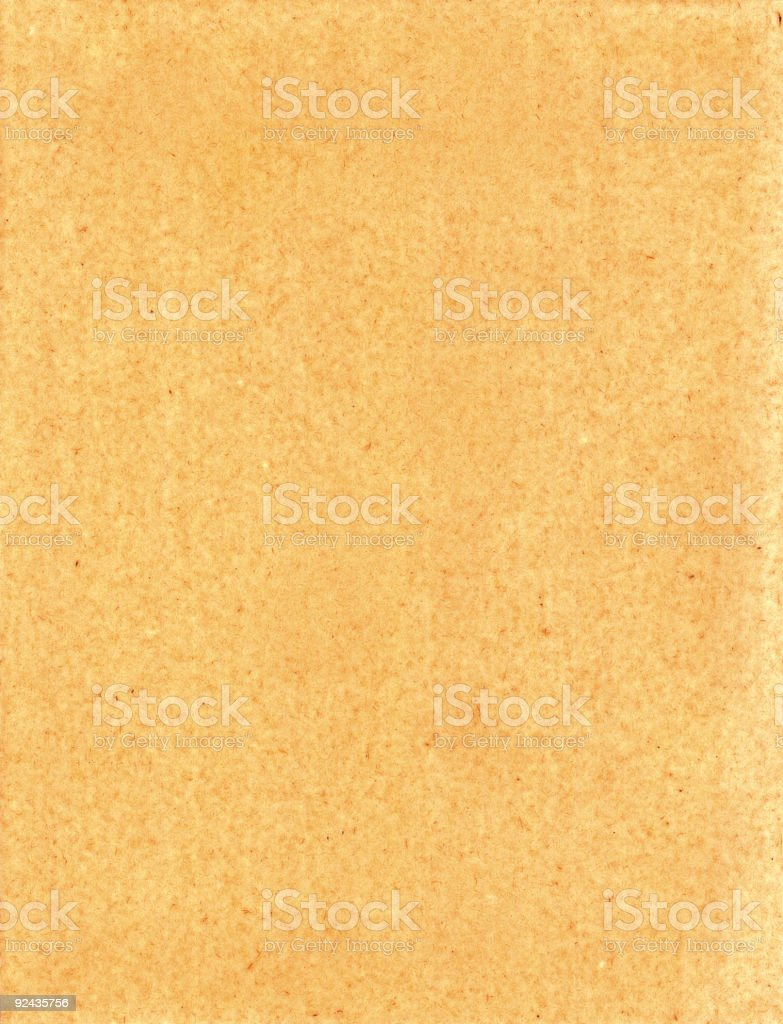 Brown Paper Bag Texture royalty-free stock photo